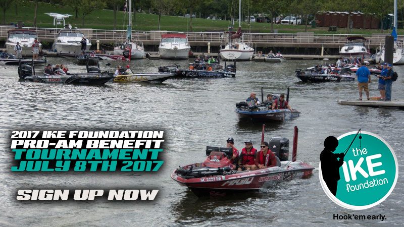 Meet Mike Iaconelli at Benefit Dinner
