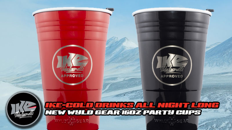 Wyld Gear Ike Party Cup