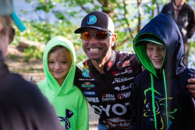 8df7f77b5cc3a 2019 Mike Iaconelli Professional Bass Tournament Fishing Results