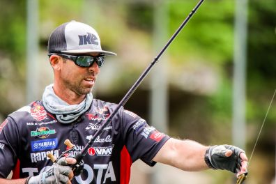 2019 Mike Iaconelli Professional Bass Tournament Fishing Results